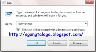 Cara Mencegah User Mengganti Password Login Windows 7