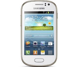 Galaxy Fame S6810P