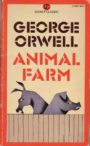 animal farm book report essays Animal farm essay in the book animal farm by george orwell, the animals of the manor farm revolt against their human owners in the hope to form a better society.
