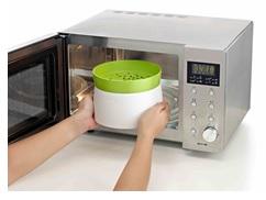 Koken in microgolf