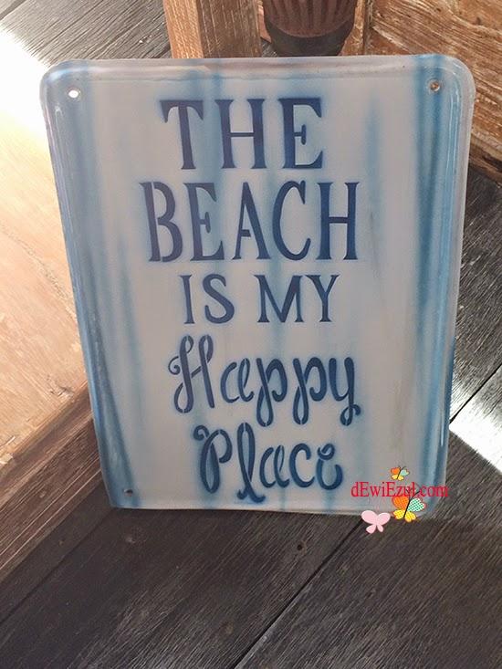 apa saja yang dibawa ke pantai