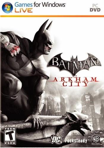 Download Batman Arkham City [PC Game Direct Link Full Game]