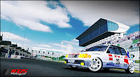 Clio Williams y 205 GTI rFactor 10