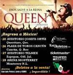 DIOS SALVE A LA REINA EN MÉXICO 2016