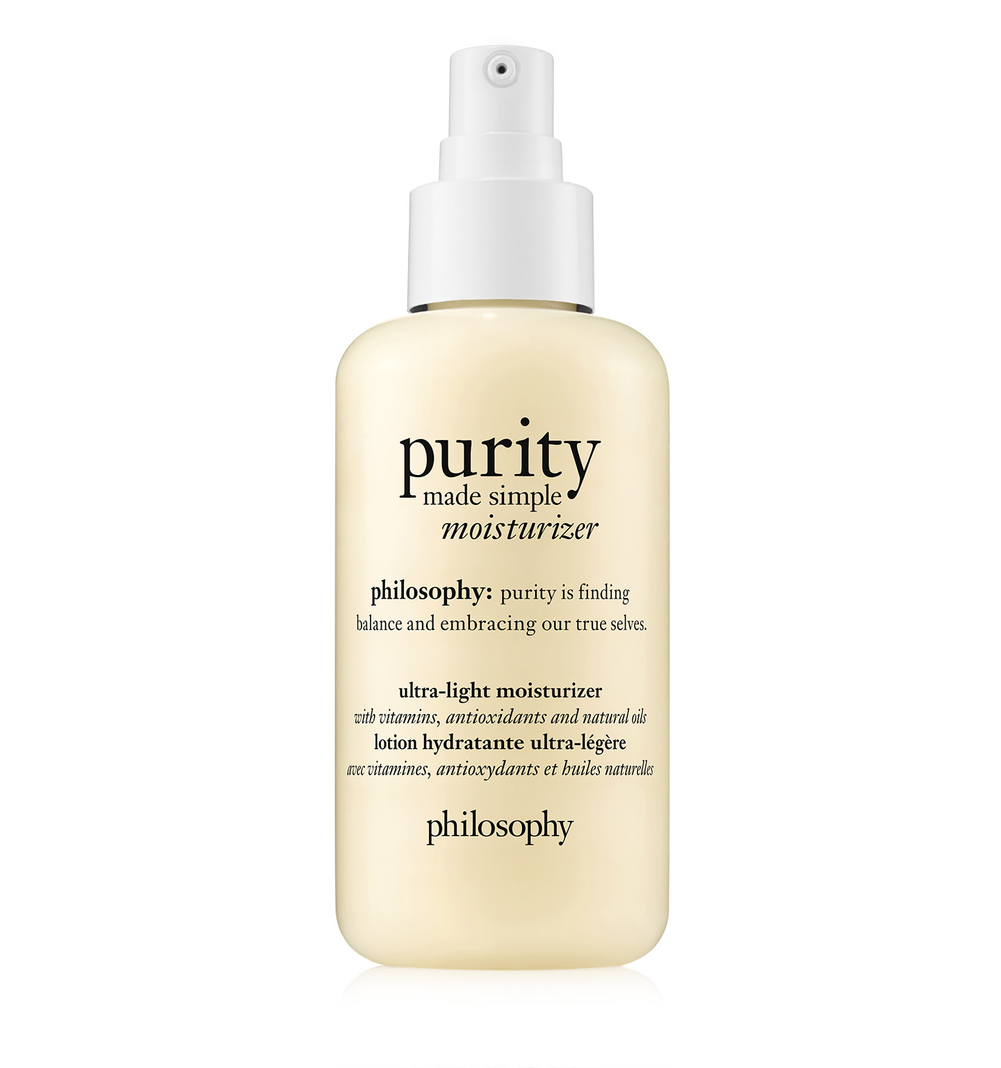 BEAUTY: Philosophy defines purity