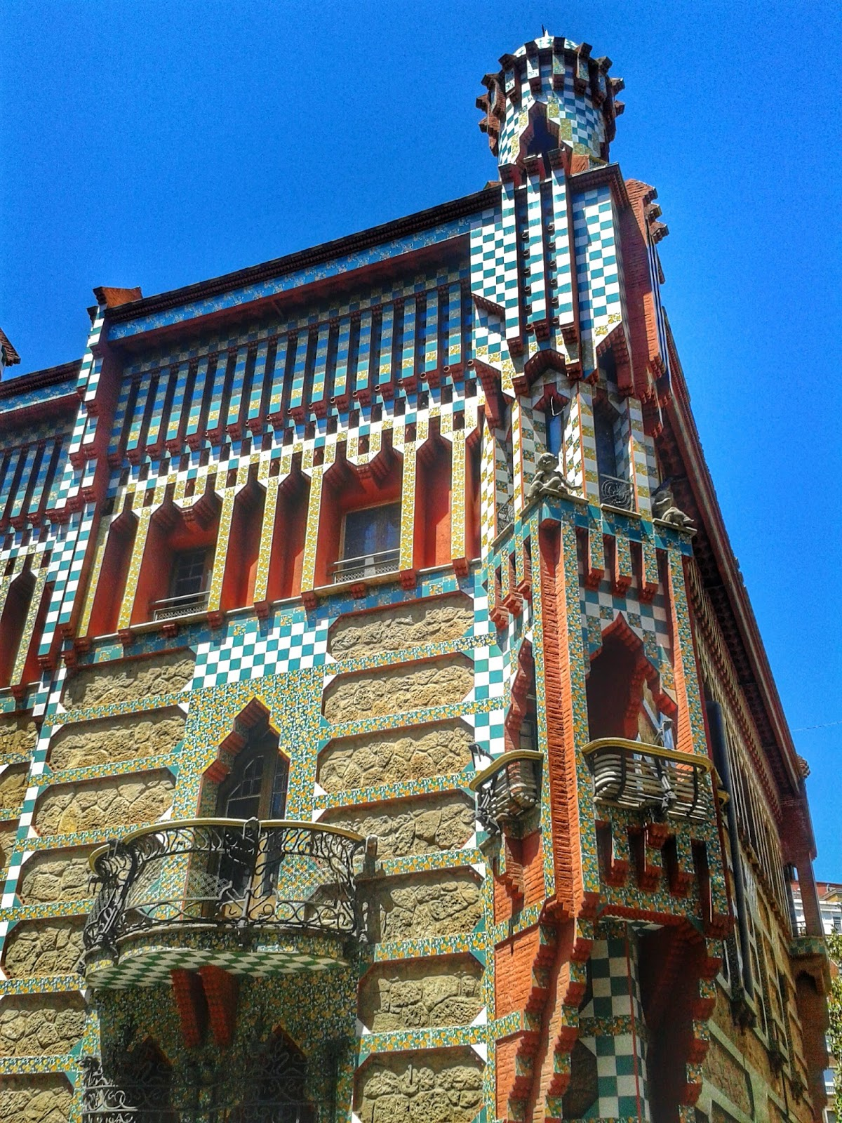 Oh hello spain 10 things i learnt about catalan cuisine for Casa vicens gaudi