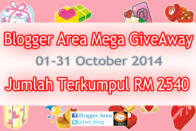 GIVEAWAY AKU SPONSOR, GIVEAWAY, REVIEW BLOG BLOGGER, Review bisnes online, Review Give Away, Review Dunia Niaga ieta, Dunia Niaga ieta, Blogger Area Mega Give Away