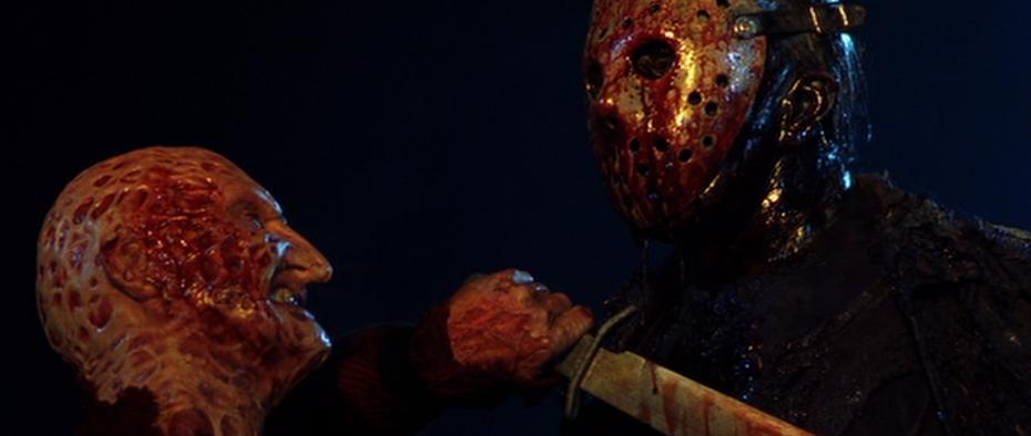 Freddy vs  Jason  One More TimeJeff The Killer Vs Freddy Krueger