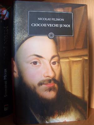 Ciocoii vechi şi noi de Nicolae Filimon