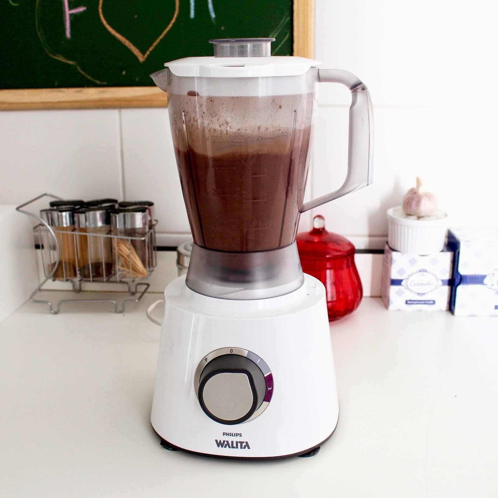 Receita Chocolate quente cremoso