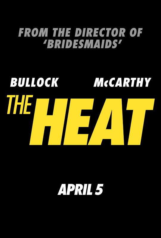 The Heat - Poster (2013)