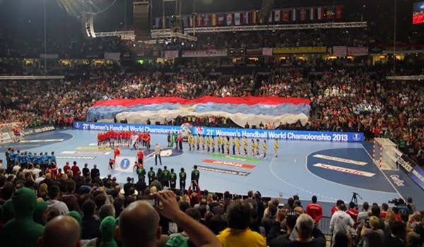 Record mundial de espectadores en Serbia !! | Mundo Handball