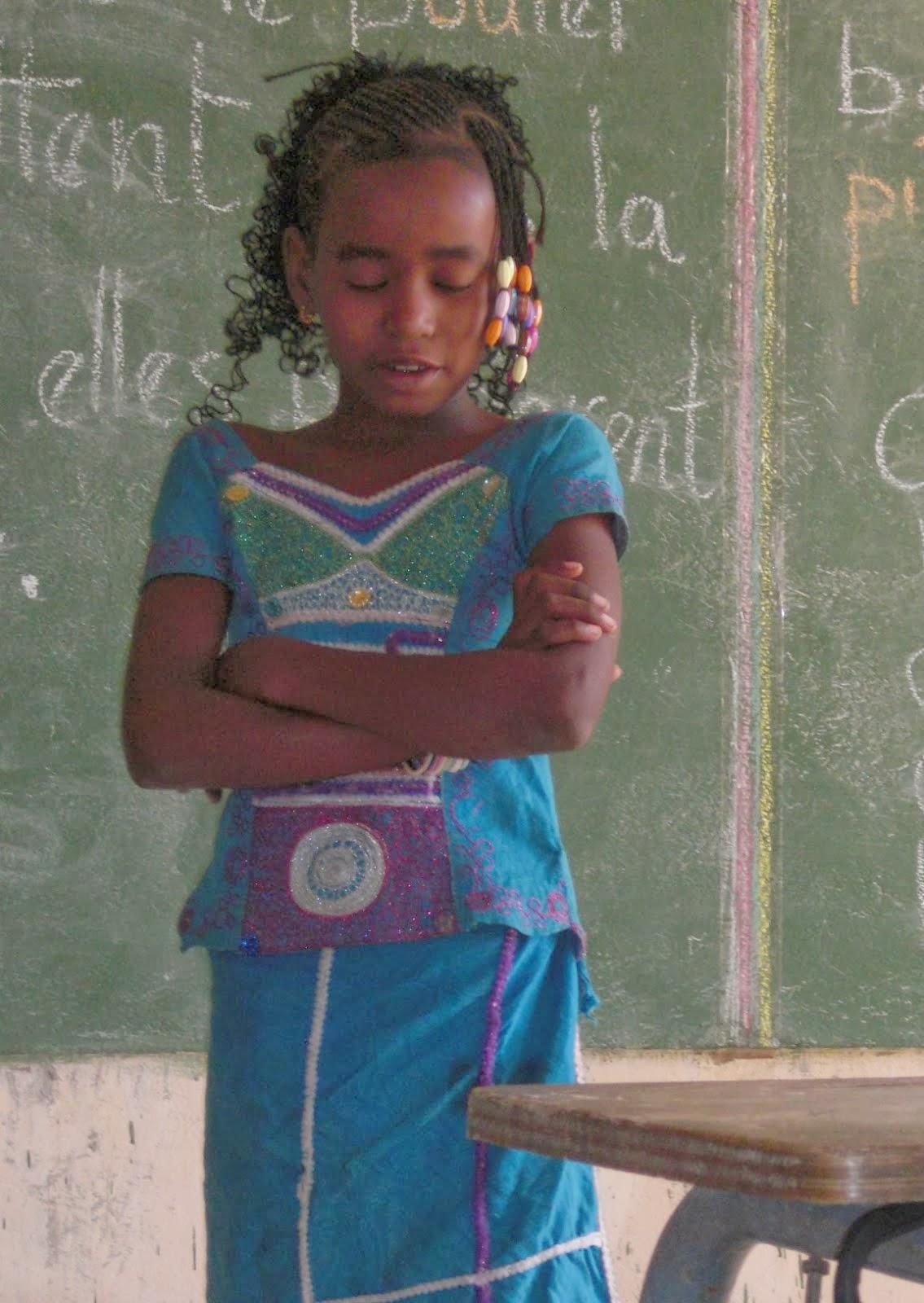 Ecole Ndiack Fall Sénégal 2014