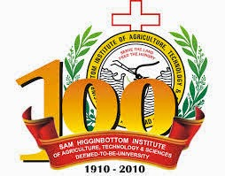 Sam Higginbottom Institute  results 2014