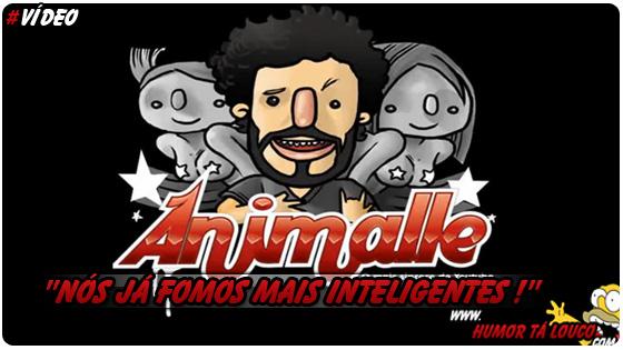 CAPA: Nós já fomos mais inteligentes ! Por: @Animalle