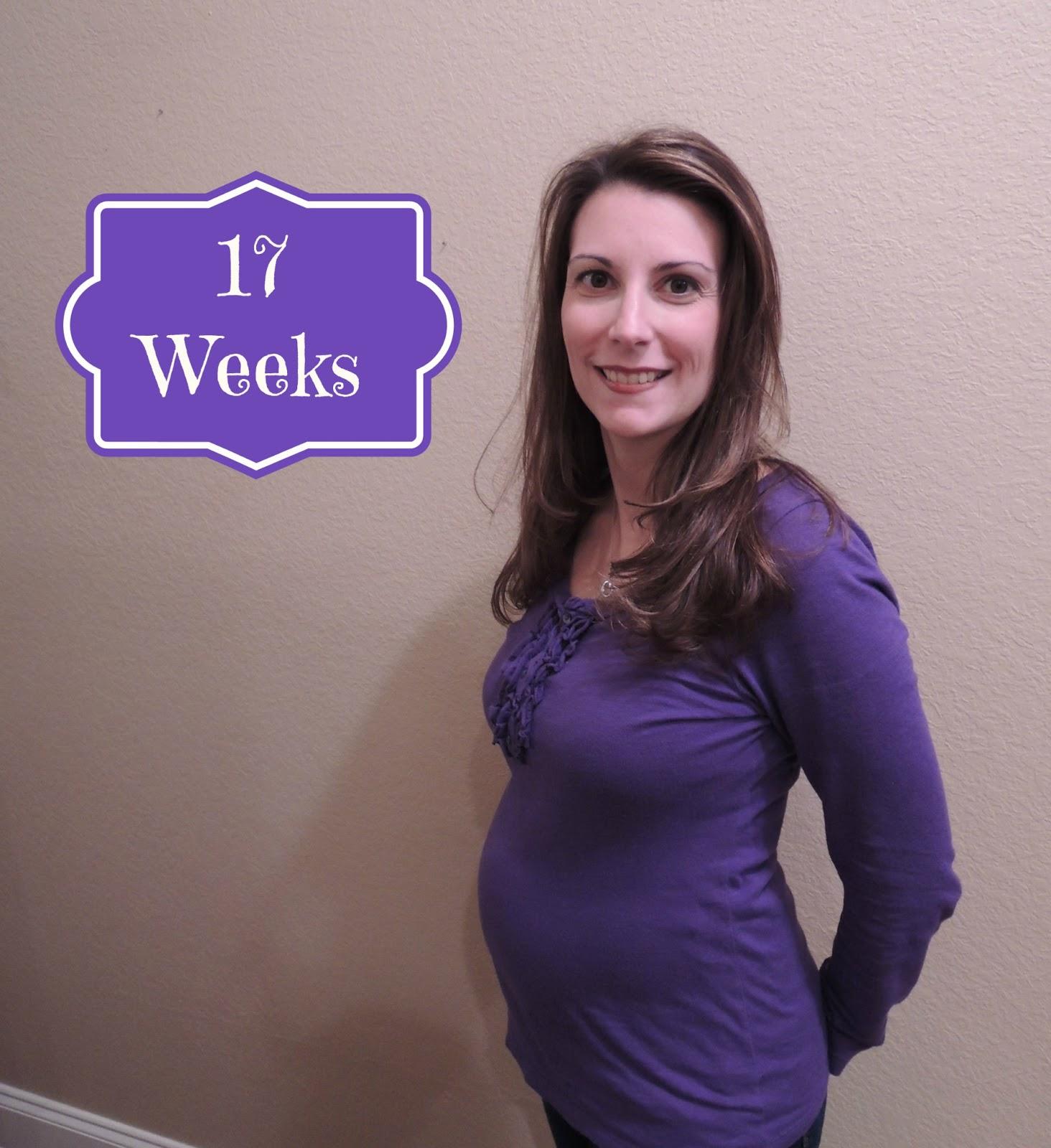 Lone Star Family Tummy Tracker 17 18 Weeks