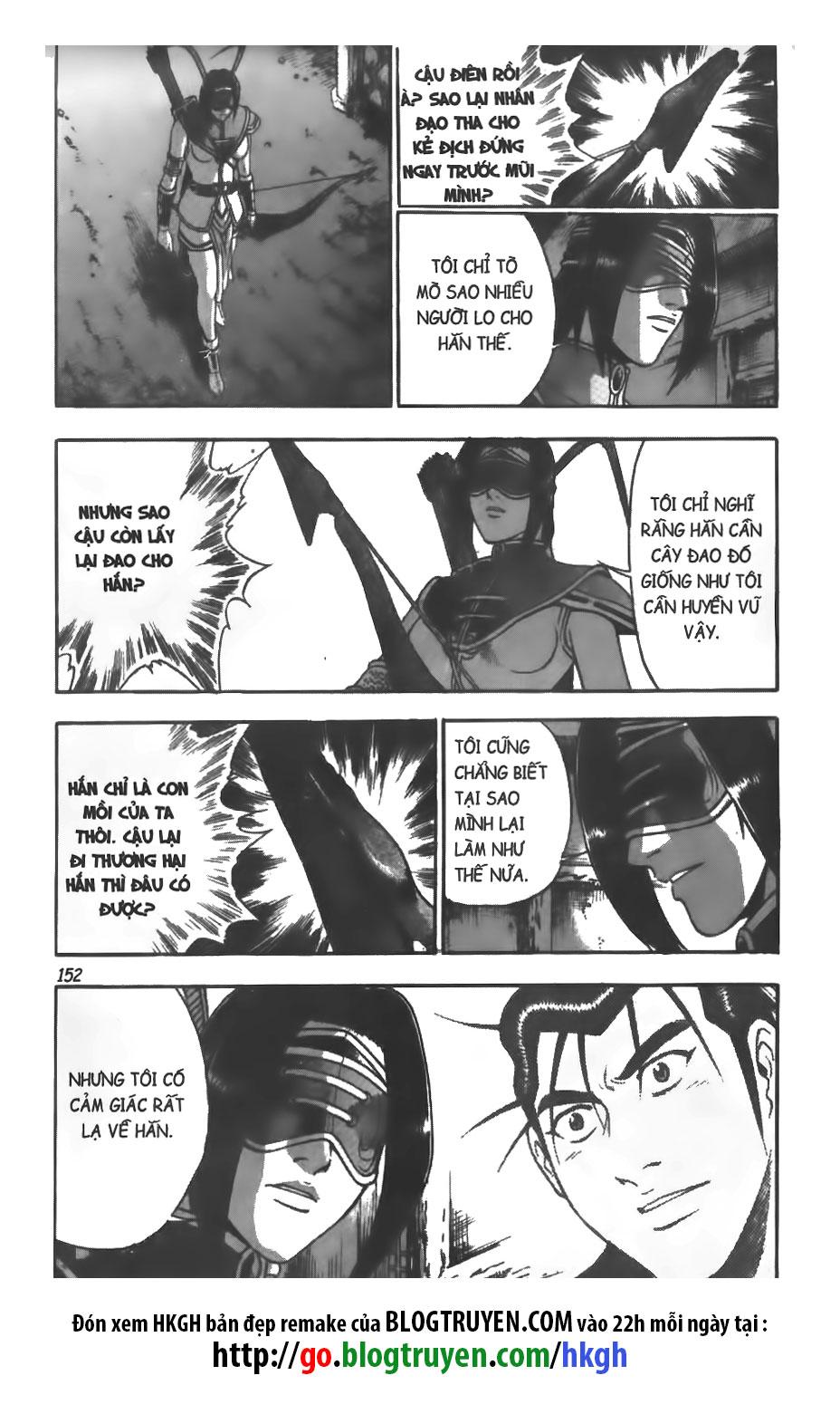 Hiệp Khách Giang Hồ chap 277 page 13 - IZTruyenTranh.com