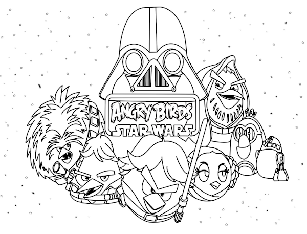 Star Wars Rebels Coloring Pages To Print
