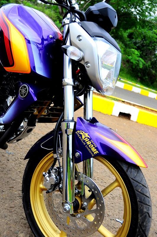 Modif Yamaha Byson Ala Moge