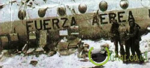 Tragedi flight 571 di Pegunungan Andes