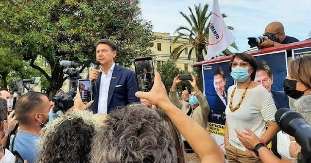 Calabria: Conte, adesso stop al commissariamento della sanità. La buona politica non può trascurare questa regione