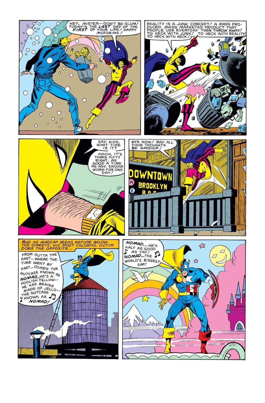Captain America (1968) Issue #307 #235 - English 19