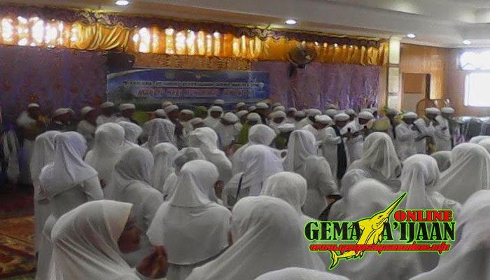 PKK Bersama DWP Kotabaru Peringati Maulid Nabi