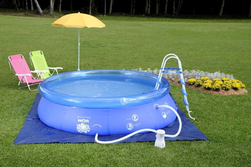 Como conservar uma piscina infl vel mundo aki for Aki piscinas hinchables