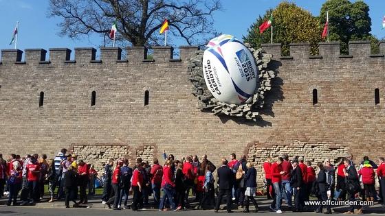 Cardiff Castle ball