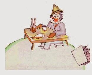 Jilozinho vai comer o veado do Totó no Natal