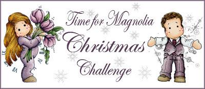 Christmas Magnolia Challenge