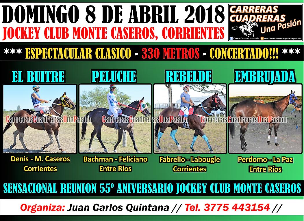 M. CASEROS - CLASICO 330