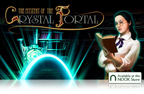 D U N I A GW: [PSP Minis] The Mystery of the Crystal Portal