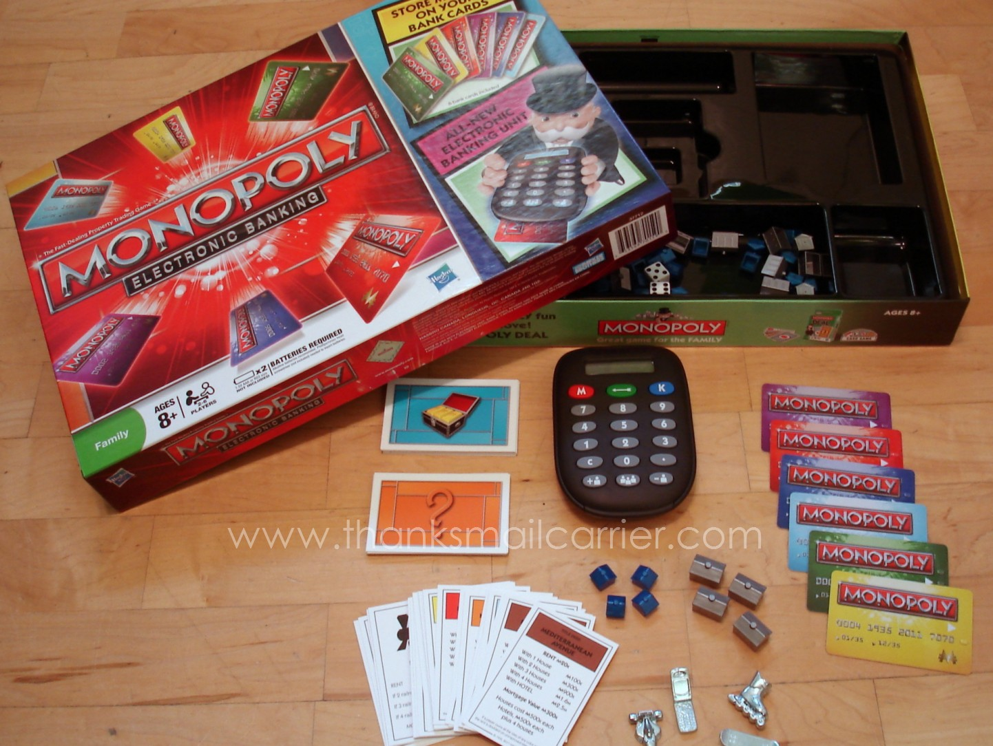 thanks mail carrier monopoly electronic banking. Black Bedroom Furniture Sets. Home Design Ideas
