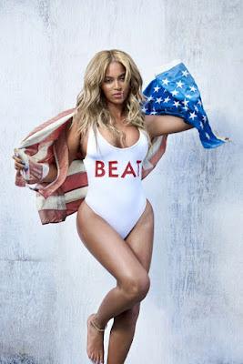Американская певица Бейонсе снялась для журнала BEAT