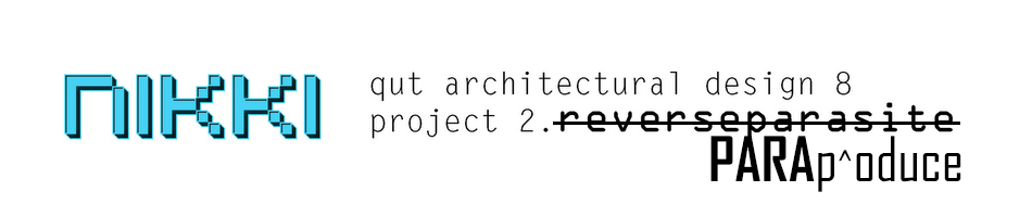 Architectural Design 8 - Project Log