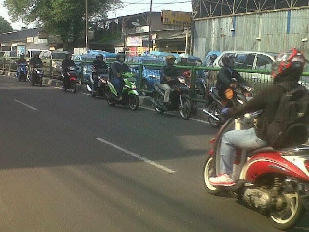 Satu Minggu Tiga Kali Kasus Kecelakaan di Jalan Raya Bogor