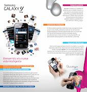 Samsung Galaxy Y. Folleto Samsung Galaxy Y. Textos: traducción y adaptación .