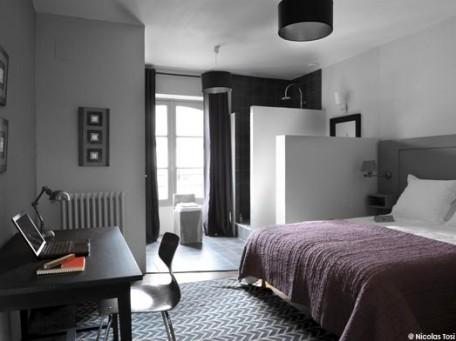 Habitaciones de color gris   mejorar el estado de animo : decorar ...