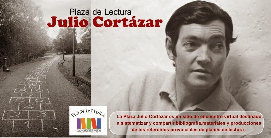 Plaza de lectura Julio Cortázar
