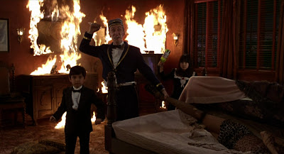 Four Rooms The Misbehavers fire