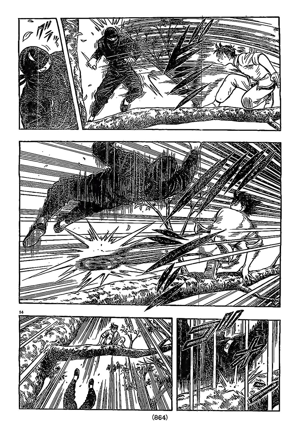 Hoàng Phi Hồng Phần 4 chap 85 Trang 15