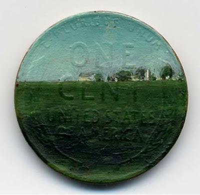 لوحات زيتية دقيقة ومدهشة على العملات المعدنية الصغيرة  167346_6_600