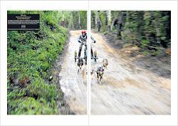 Campionat d'Espanya de Trineus sobre Terra al diari ARA
