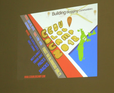 Cebu Blog Camp 2012 Launching