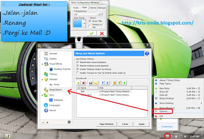 Review Sticky Notes Windows 7 vs 7 Sticky Notes Software Untuk Membuat Catatan Cantik9