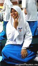 dibangku sekolah :)