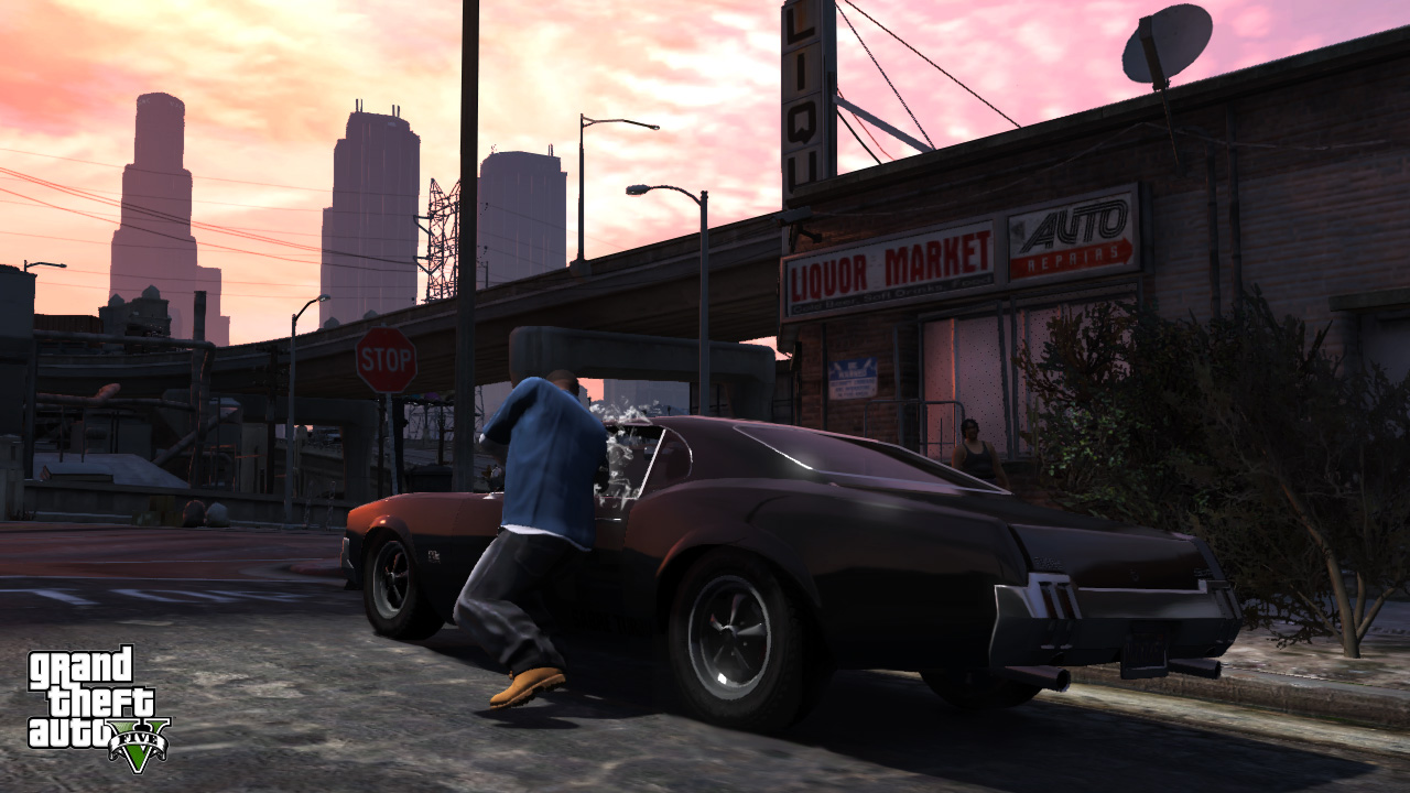 تحميل لعبة grand theft auto v