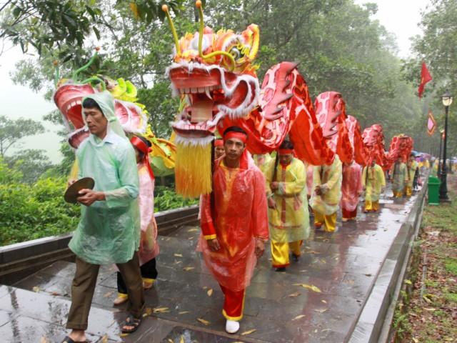 Một số lễ hội truyền thống tiêu biểu