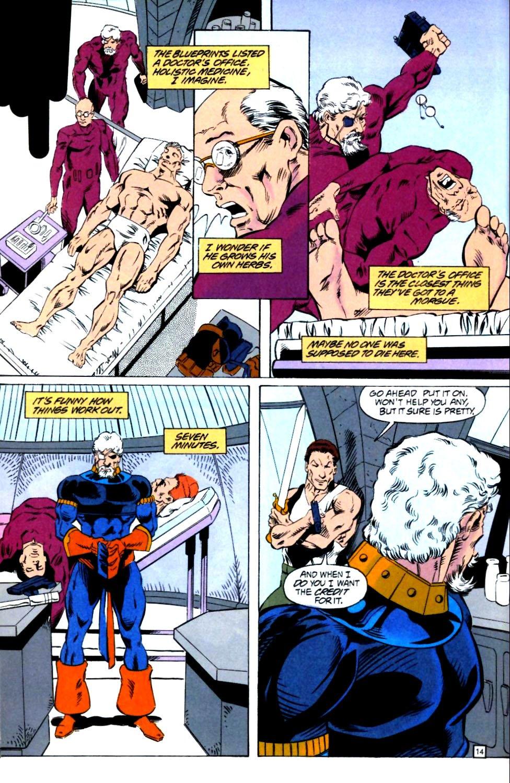Deathstroke (1991) Issue #25 #30 - English 15